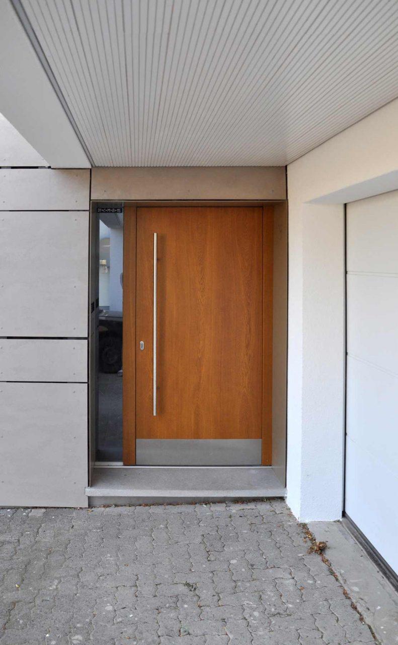 Wohnhaus Wittighausen Eingang