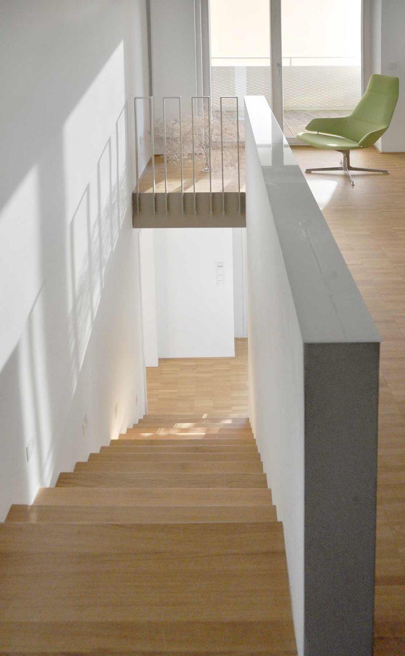 Wohnhaus Wittighausen Innenansicht